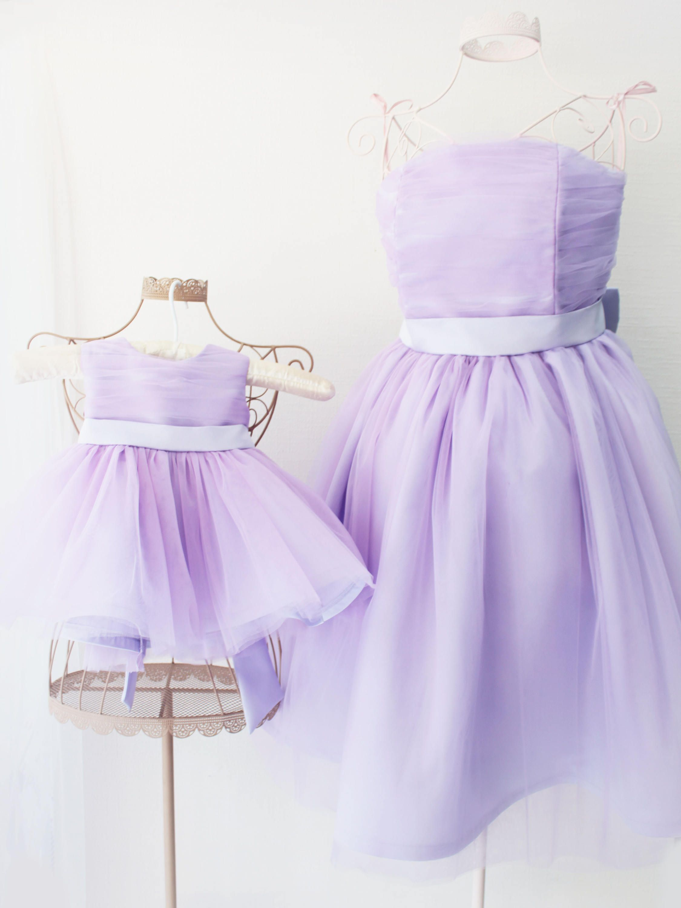 5829514ce Lavender mommy and me christmas outfits dresses mother daughter matching  dress tulle prom dress gown dress wedding birthday party dress