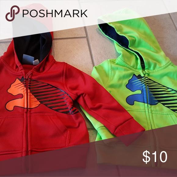 fadd847b20d4 Puma sweaters bundle 🛍 Like new no rips or stains Puma Jackets   Coats