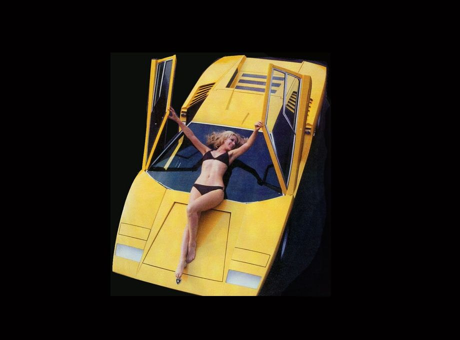 who didn't have a poster of the lamborghini countach (31 hq photos