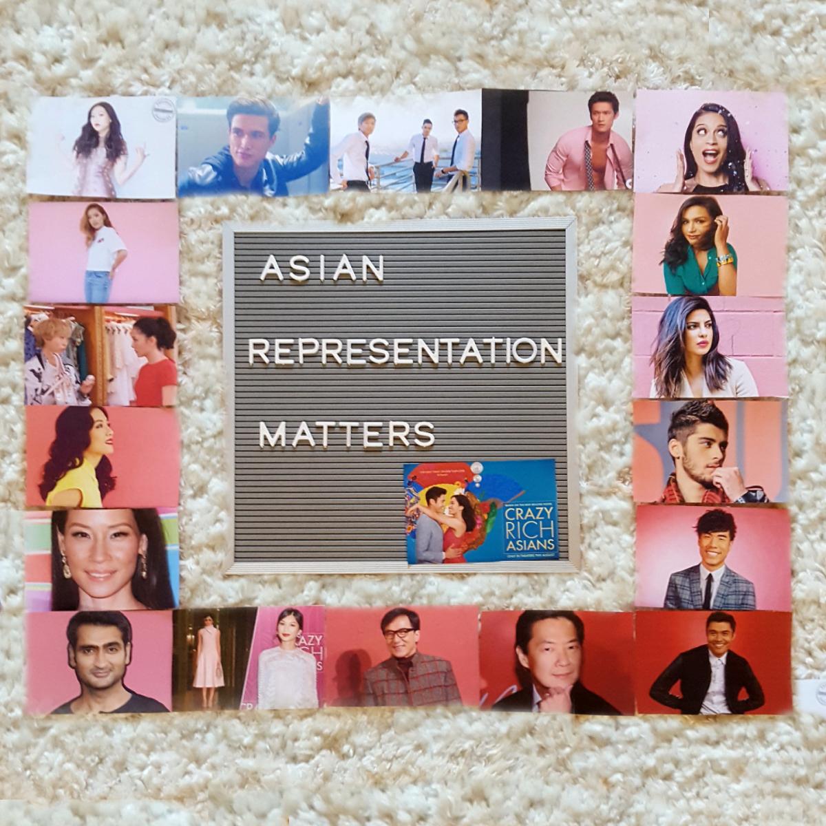 Asian Representation Matters Asian American Crazy Rich Asians African Life