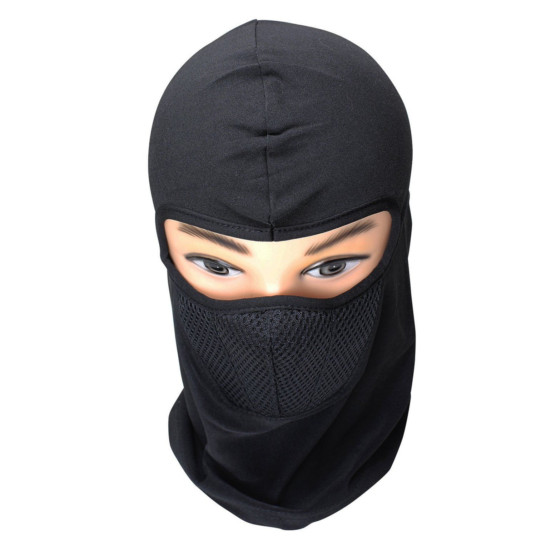Balaclava ski mask motorcycle face mask neck warmer