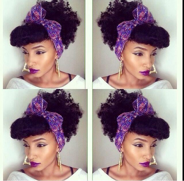 {Grow Lust Worthy Hair FASTER Naturally} ========================== Go To: www.HairTriggerr.com ==========================         The Cutest Pompadour and Head Scarf!!!!!