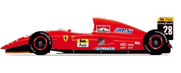 Ferrari F92 A Scuderia Ferrari Official Site Ferrari F1 Ferrari Scuderia Ferrari