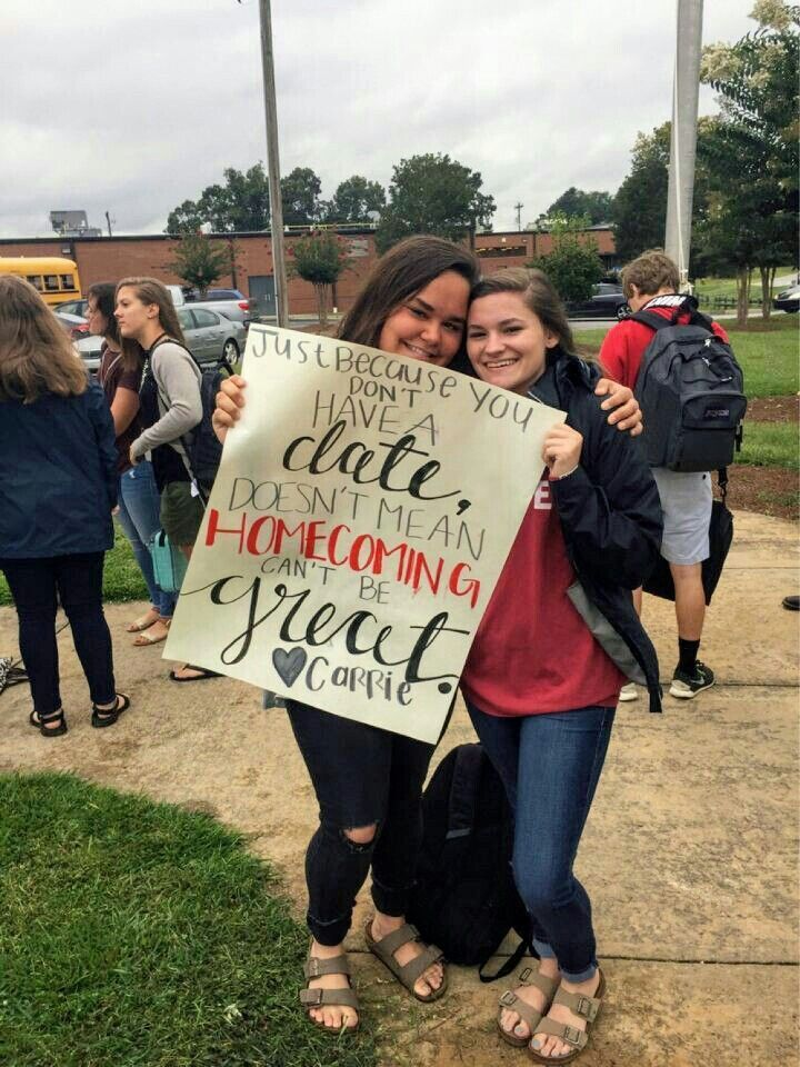 Best friend homecoming proposal girlfriends!!! #singleprompictures #hocoproposals Best friend homecoming proposal girlfriends!!! #singleprompictures #hocoproposalsideas