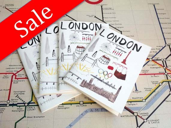 Im having a spring clean of my studio... Check out my sale :) london themed notebooks... Plus many more https://www.etsy.com/listing/156976164/sale-london-notebook-lined-a6-58x41in