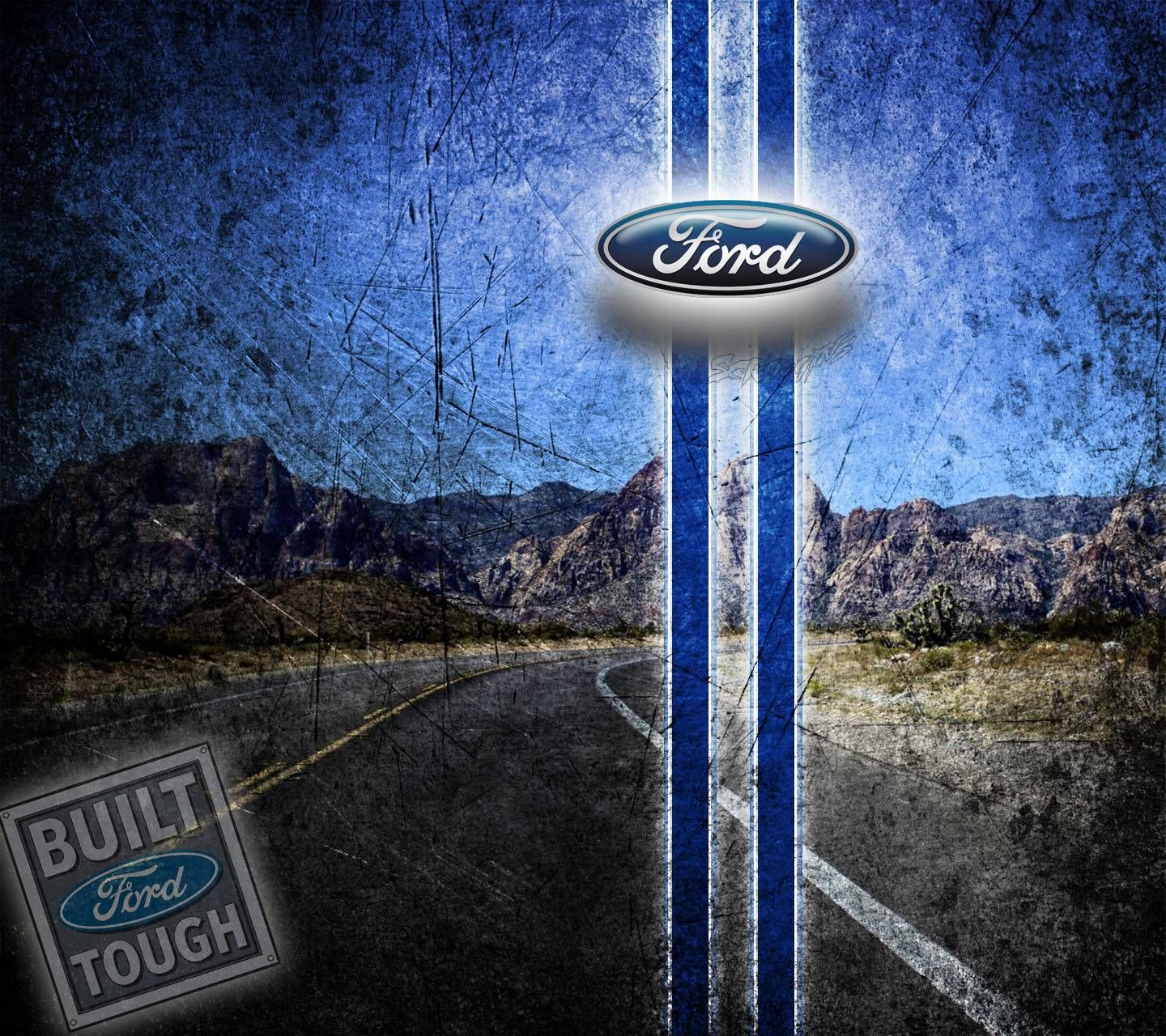 Download Ford Tough Wallpaper By Jansingjames 4a Free On Zedge Now Browse Millions Of Popular Blue Wallpapers And Rington Wallpaper Built Ford Tough Ford