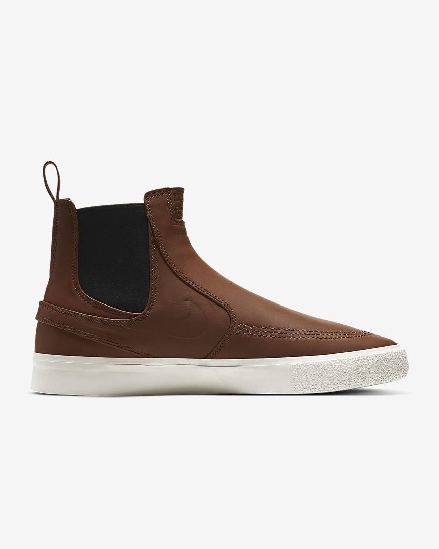 Nike Sb Zoom Stefan Janoski Slip Mid Rm Skate Shoe Nike Com Skate Shoes Nike Sb Stefan Janoski