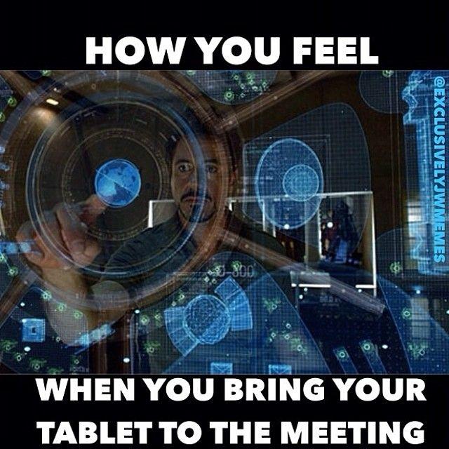 Hahaha Jw Humor Iron Man Futuristic Technology