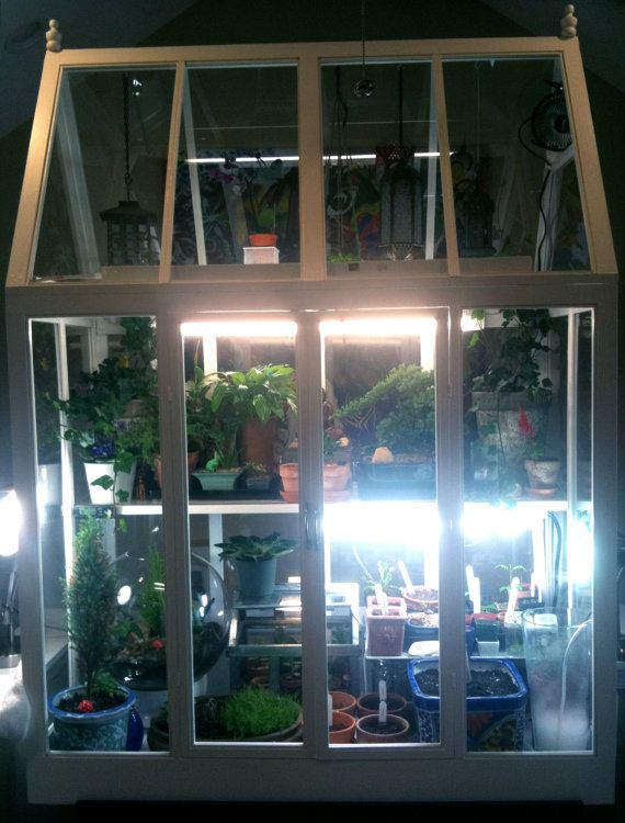 Incredible Custom Indoor Greenhouse One Of A Kind Indoor Greenhouse Indoor Greenhouse Kits Greenhouse
