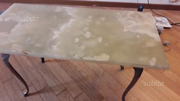 Tavolino Salotto Verde : Tavolino salotto onice verde tavolini da caffè pinterest