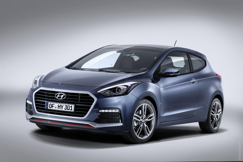 ПредставРен 2015 Hyundai i30 Turbo