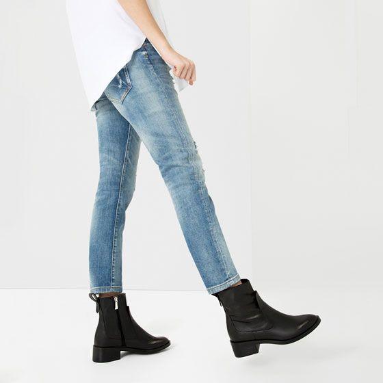 Mẹo chọn giày cho cô nàng chân ngắn trông cao hơn 98675d4af63a7ff90f53b3960ce33800