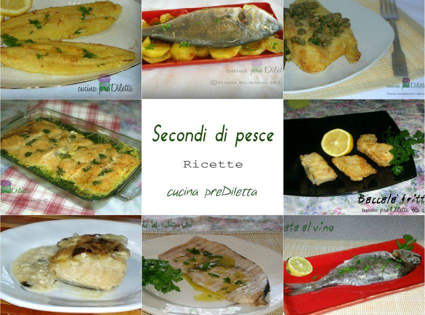 Secondi Piatti Di Pesce Secondi Piatti Piatti Di Pesce Pesce E