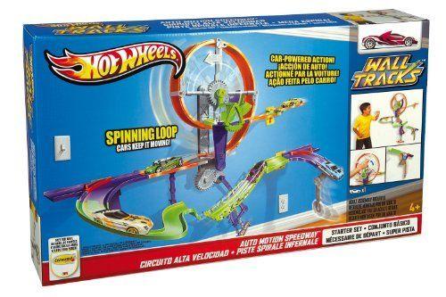 Hot Wheels - X9320 - Wall Tracks Auto Motion Speedway Toyland http://www.amazon.com/dp/B00AX6D74W/ref=cm_sw_r_pi_dp_e-S6vb0GVG7Q5