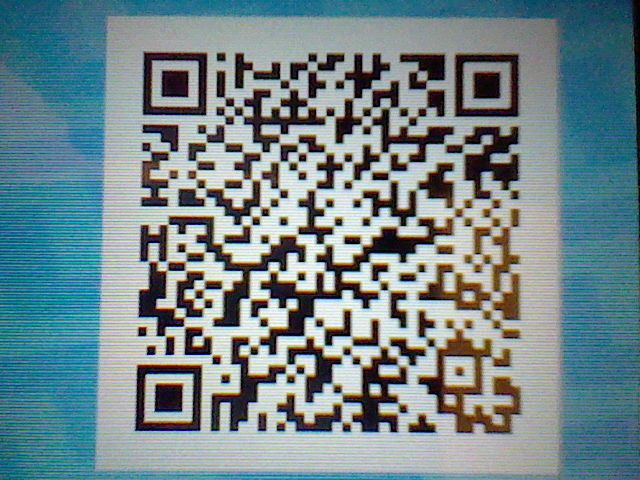Rayquaza Special Qr Codes For Pokemon Ultra Sun Shiny Vaporeon Pokemon Sun Moon Qr Code With Images Pokemon