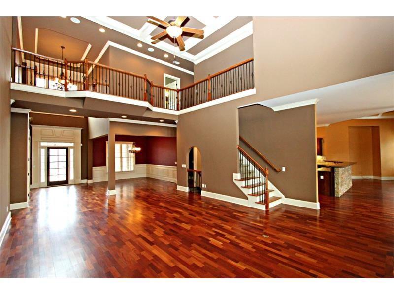 Gleaming Cherry Hardwood Flooring - remodel floors Chateau Elan in Braselton | 5 Bedroom(s) Residential Detached $599,900 MLS# 5627391 | Braselton Residential Detached
