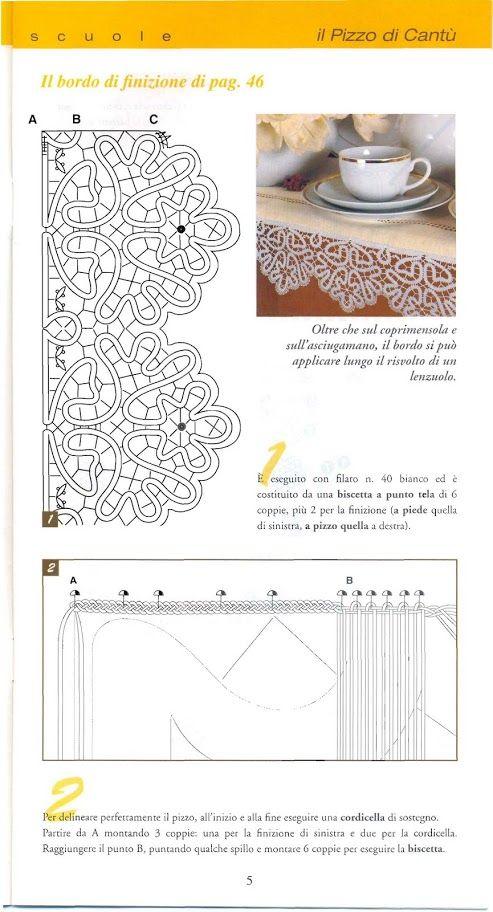 Scuola di pizzo di Cantù 2004 (bolillos) - Blancaflor1 - Picasa Web Albums