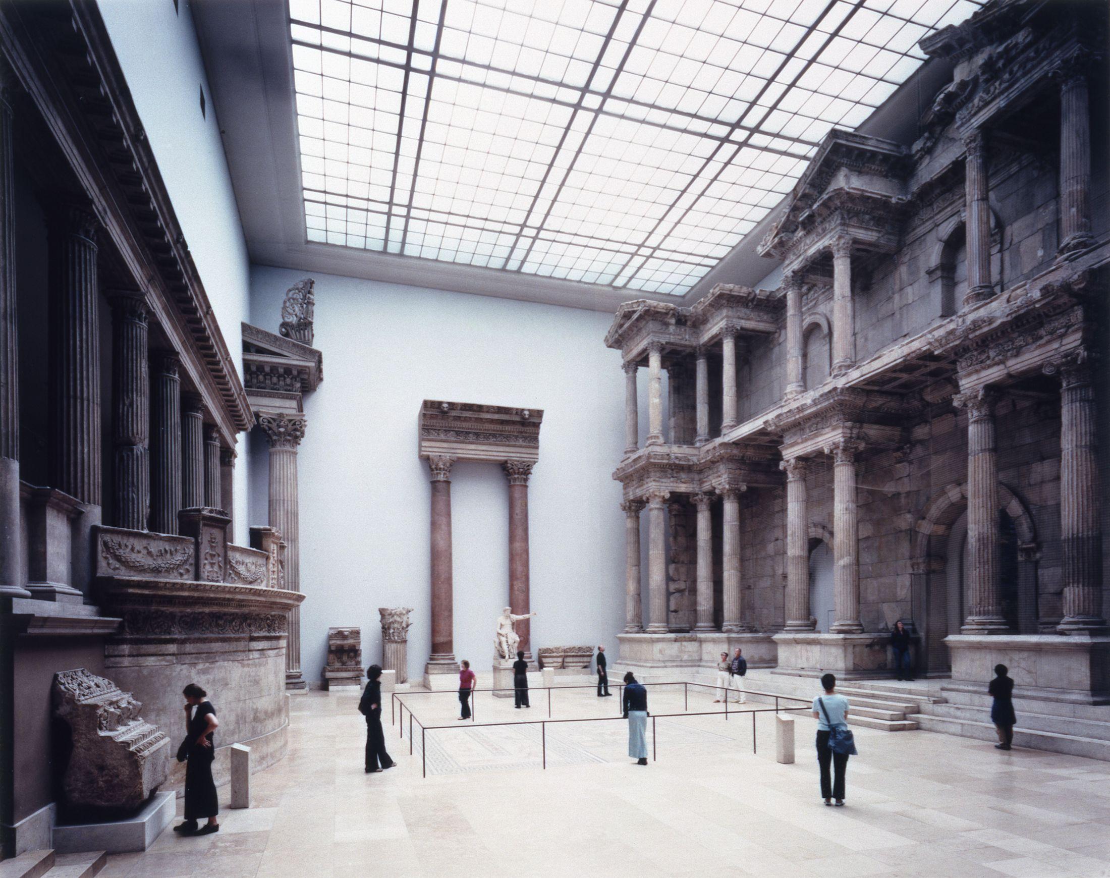 Pergamon Museum Ii Berlin In 2020 Pergamon Museum Pergamon Pergamon Museum Berlin