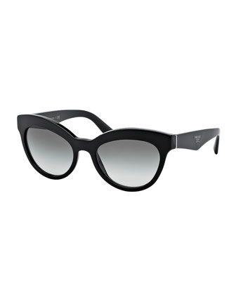 26b87e36eb Acetate Cat-Eye Sunglasses