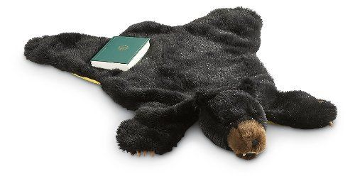 I Would Love This Or The Actual Deer Version Plush Animal Rug By