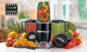 Designed to extract nutrients and vitamins from fruits at the click of a button, this blender will chop, grade and grind to make beverages