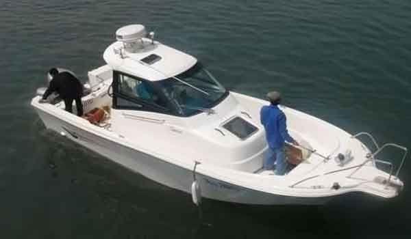 26 27 transform pilot house boat allmand boats fishing for Pilot house fishing boats