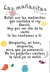Happy Birthday Song In Spanish Free Printable Lyrics Spanish Playground Happy Birthday Song Birthday Songs Spanish Birthday Wishes