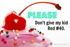 Why Food Coloring is Bad and What to Use Instead | Vitamins ...