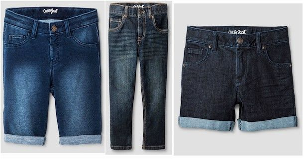 Target: Get 25% Off Kid's Jeans! Prices Start At $7.49!