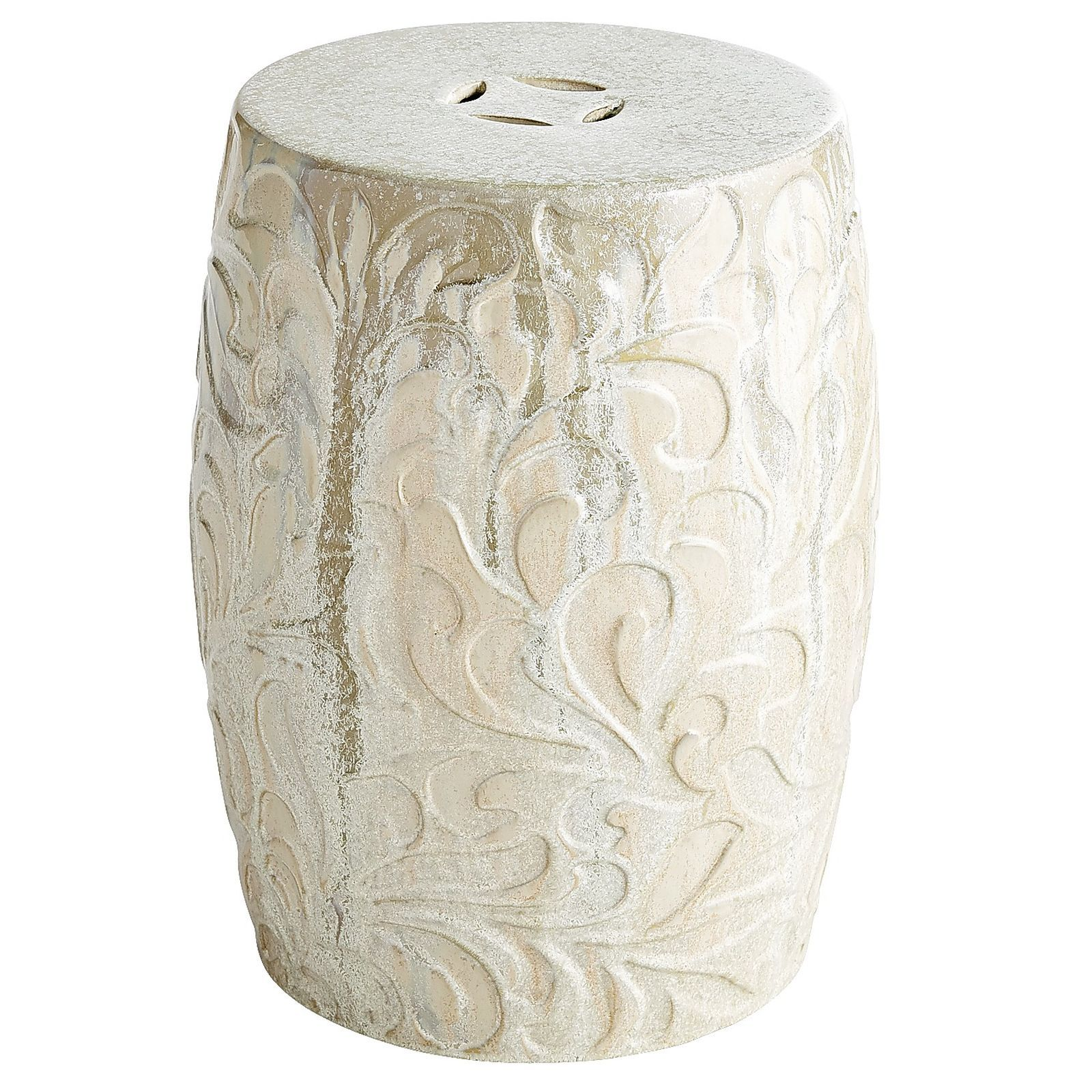 in of carehomedecor space limited well ceramic garden fits stool you