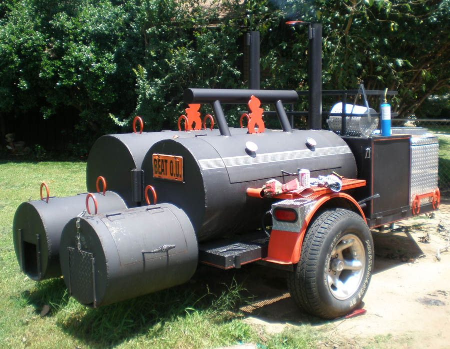 Best BBQ Foodie Images On Pinterest Barbecue Grill Grilling - 8 diy smokers for enjoying barbeques