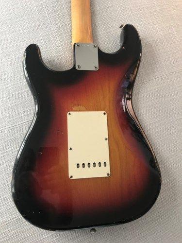 1964 Fender Stratocaster - Original Owner Sunburst 1 piece Body > Guitars Electric Solid Body | Asbury Park Vintage Guitars