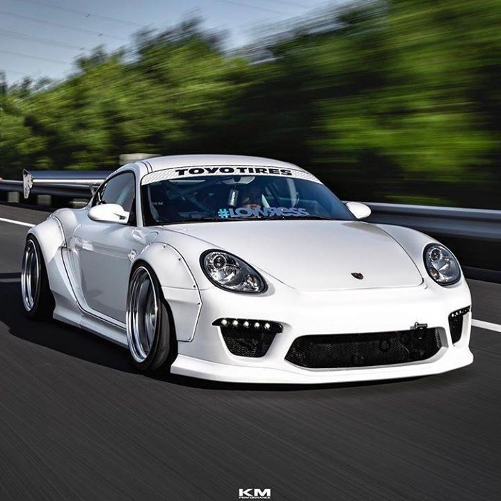 Wide Body Porsche The Most Luxurious Cars In The World The Body