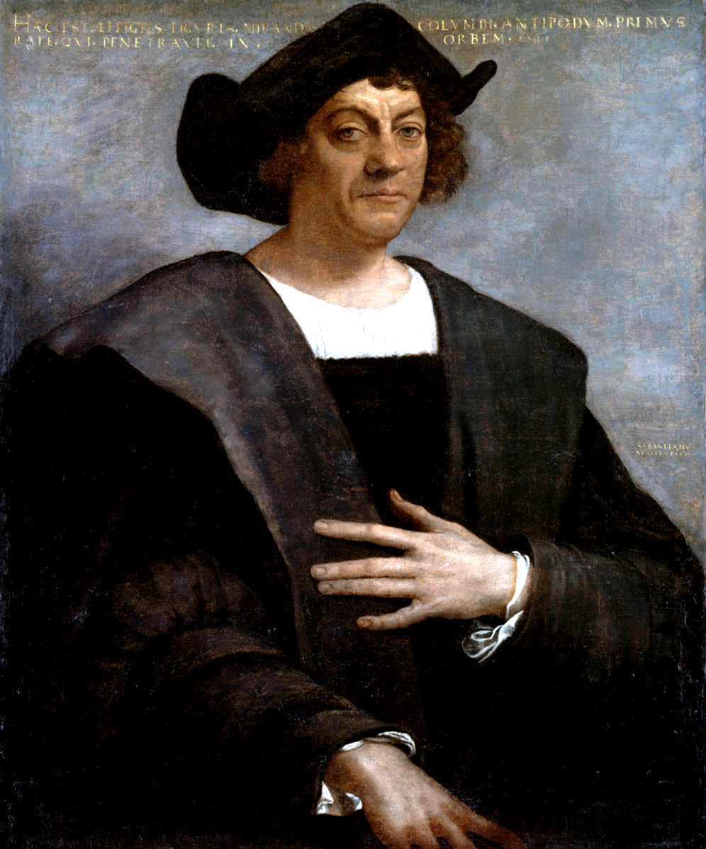 Christopher columbus redhead explorer