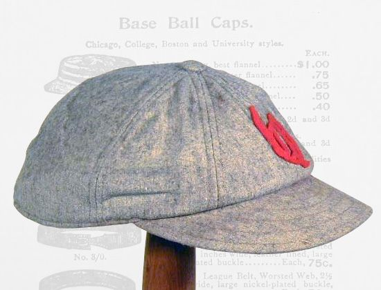 820ebd55519 Looking for a short brimmed cap like this antique.
