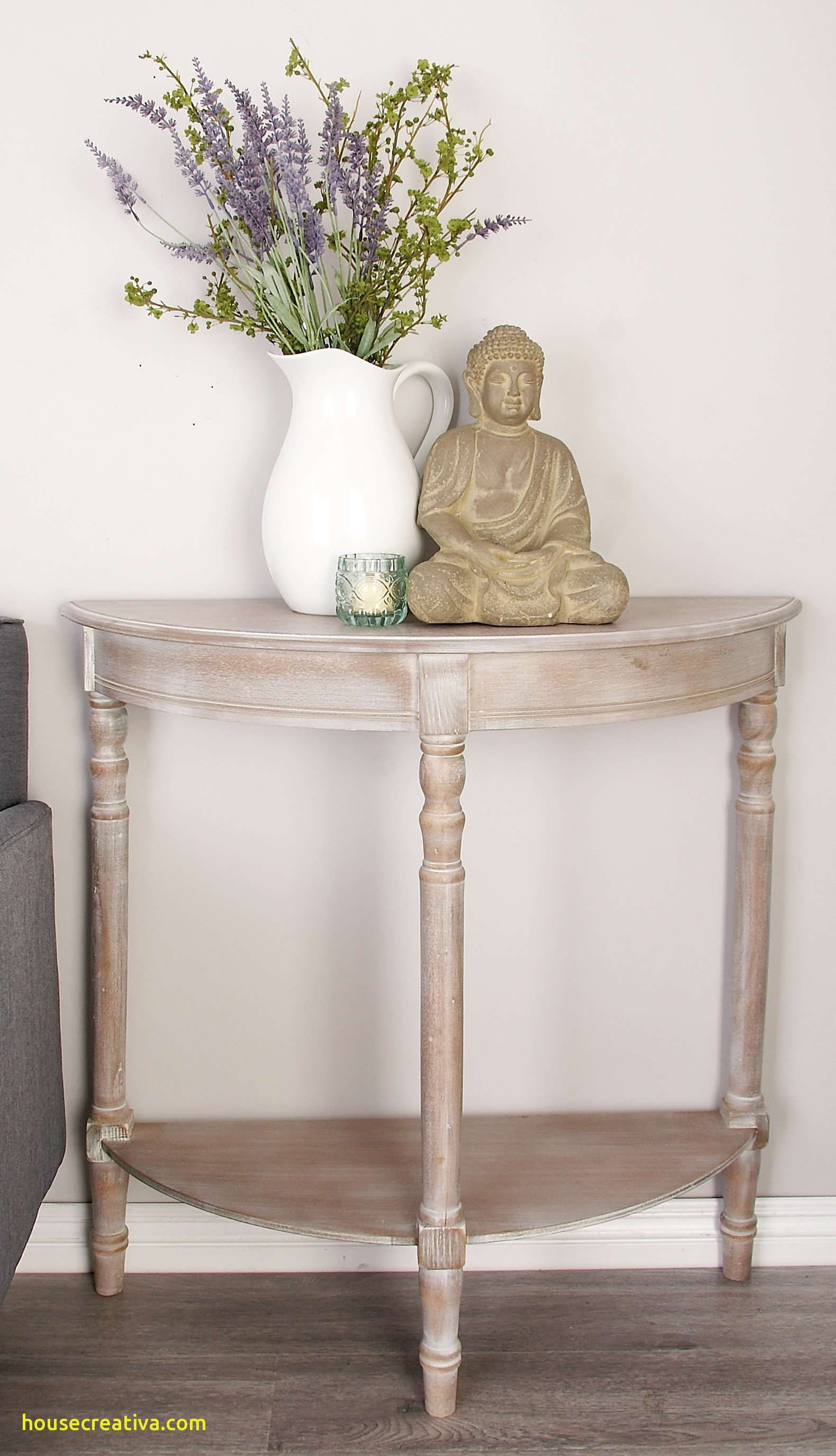 Best Of Half Moon Wall Mounted Table homedecoration