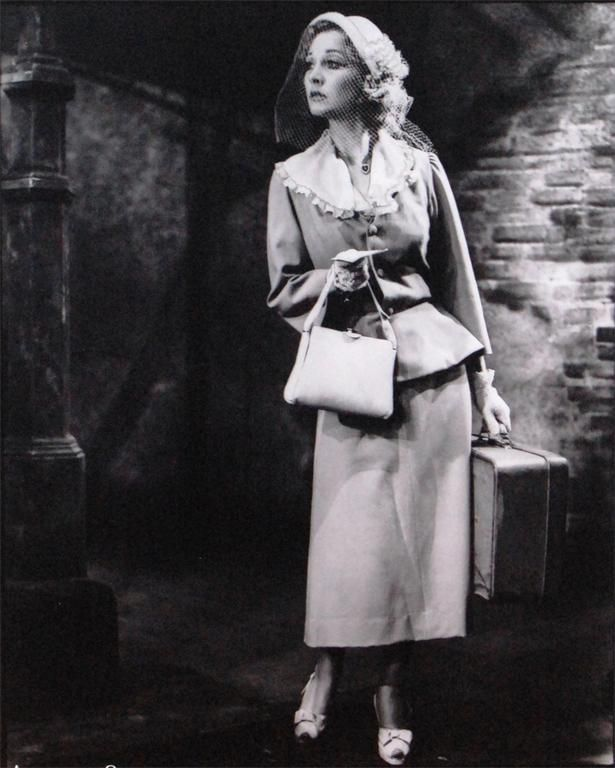 Essay On Newspaper In Hindi Vivien Leigh As Blanche Dubois In A Streetcar Named Desire The Aldwych  Theatre London October  By Angus Mcbean English Composition Essay Examples also Essay On High School Dropouts Vivien Leigh As Blanche Dubois In A Streetcar Named Desire The  Proposal Essay Topics List