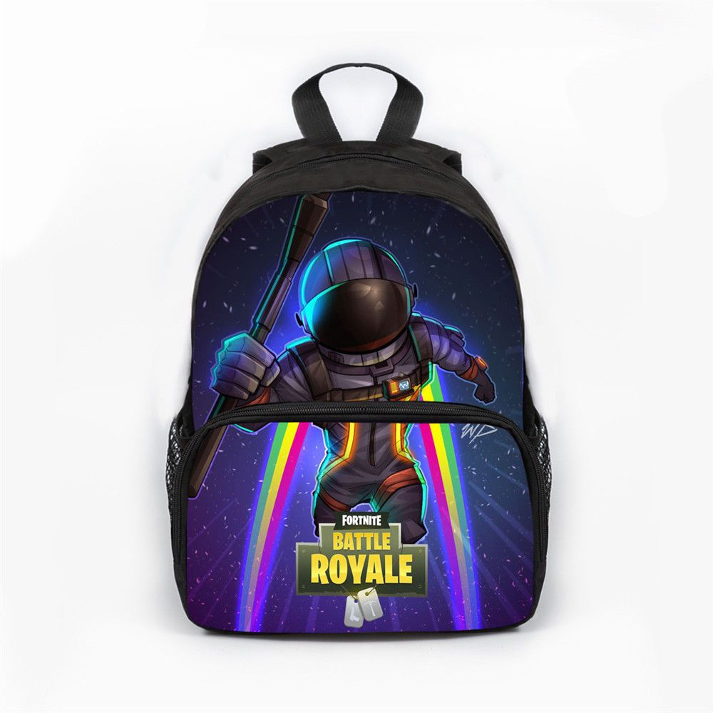 Fortnite Backpack for Boy Satchel School Bookbag Waterproof Bag for Kids Men   fortnite   95baf68d5e9c5