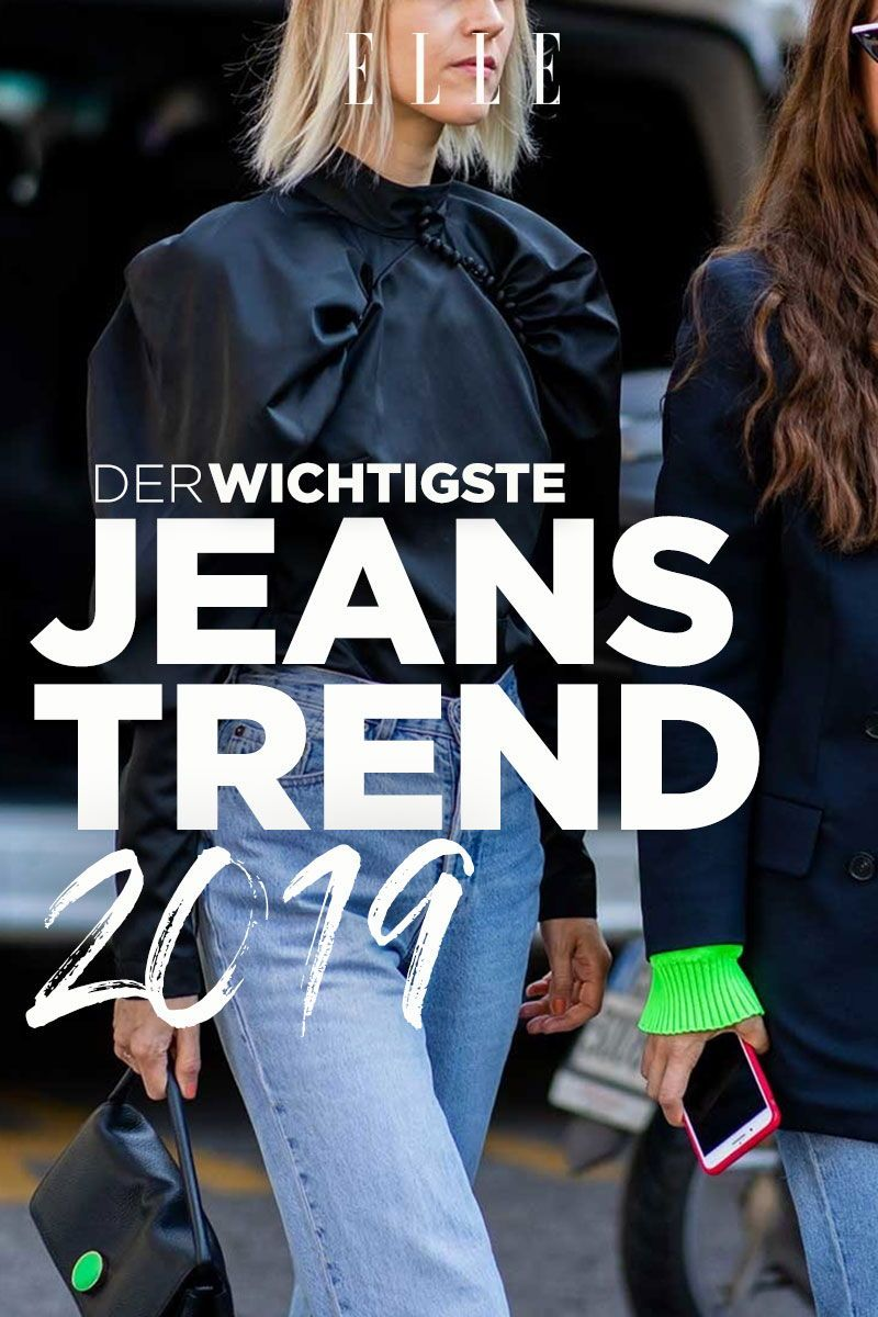Photo of Anti-skinny jeans: the real jeans trend for the new year ELLE