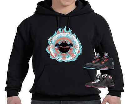196800acd65bcc EXCLUSIVE HOODIE  2 to match the AIR JORDAN 4   5 CHINESE NEW YEAR ...