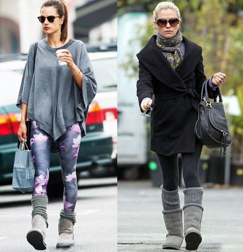 50+ Leggings with leg warmers attached inspirations