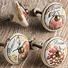Vintage & Wooden Knobs and Bottle Openers