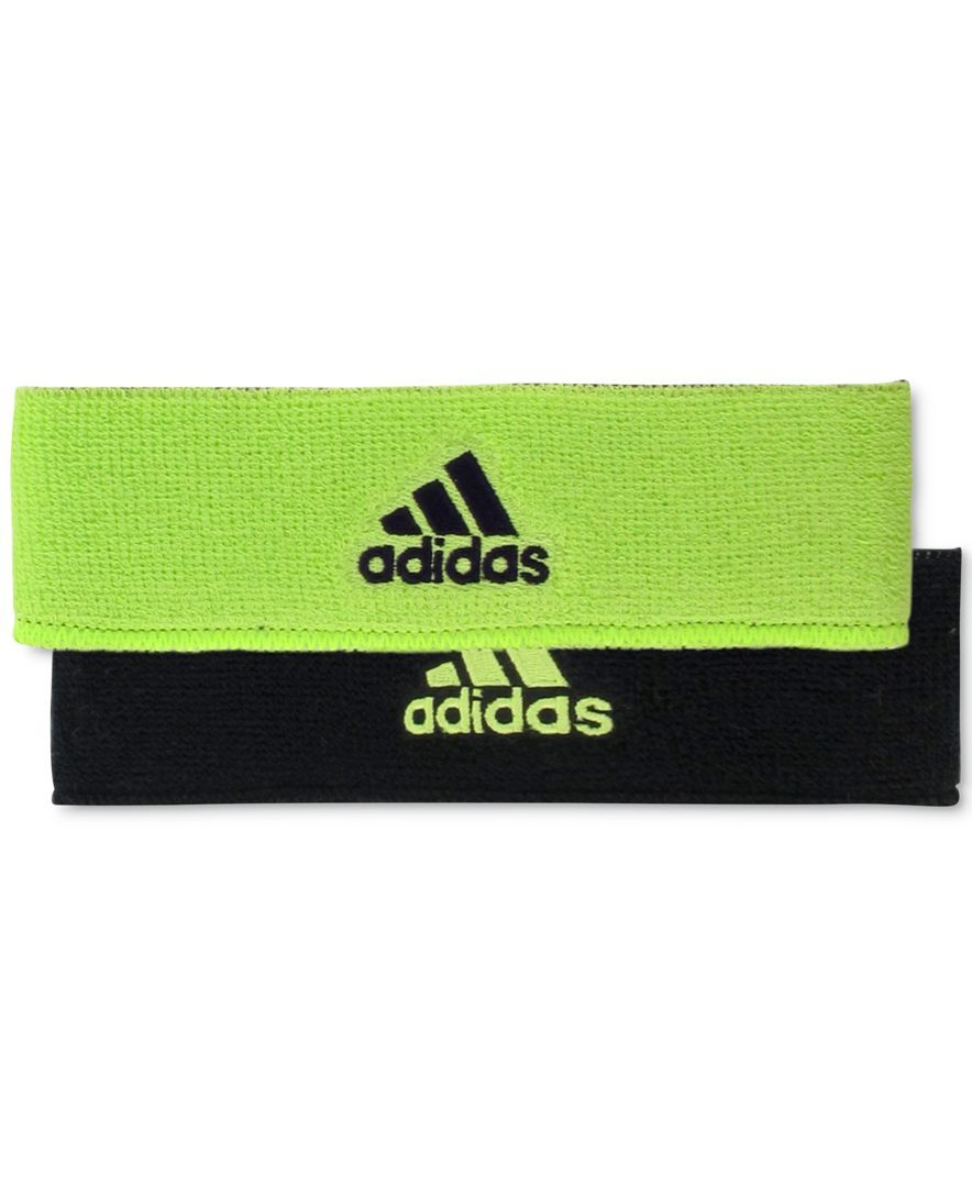 adidas Men s Interval ClimaLite Reversible Headband  57c512effee