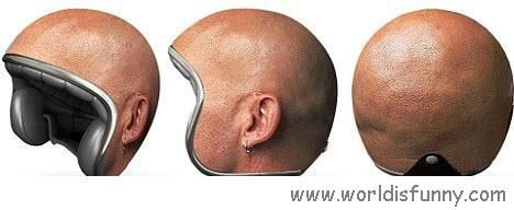 The Bald Head Design