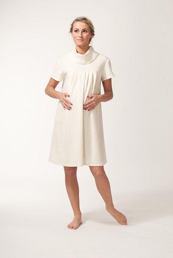 a3994bb9789b4 Dream Cream Maternity tunic by alicebmaternity on Etsy, €72.00 ...