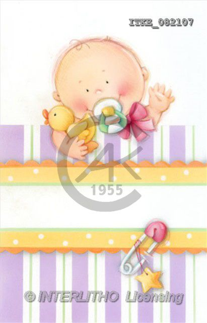 Isabella, BABIES, paintings(ITKE082107,#B#) bébé, illustrations, pinturas