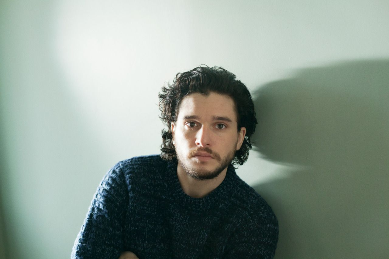 Kit Harington, photographed by Jo Metson Scott for Mr Porter, May 2015