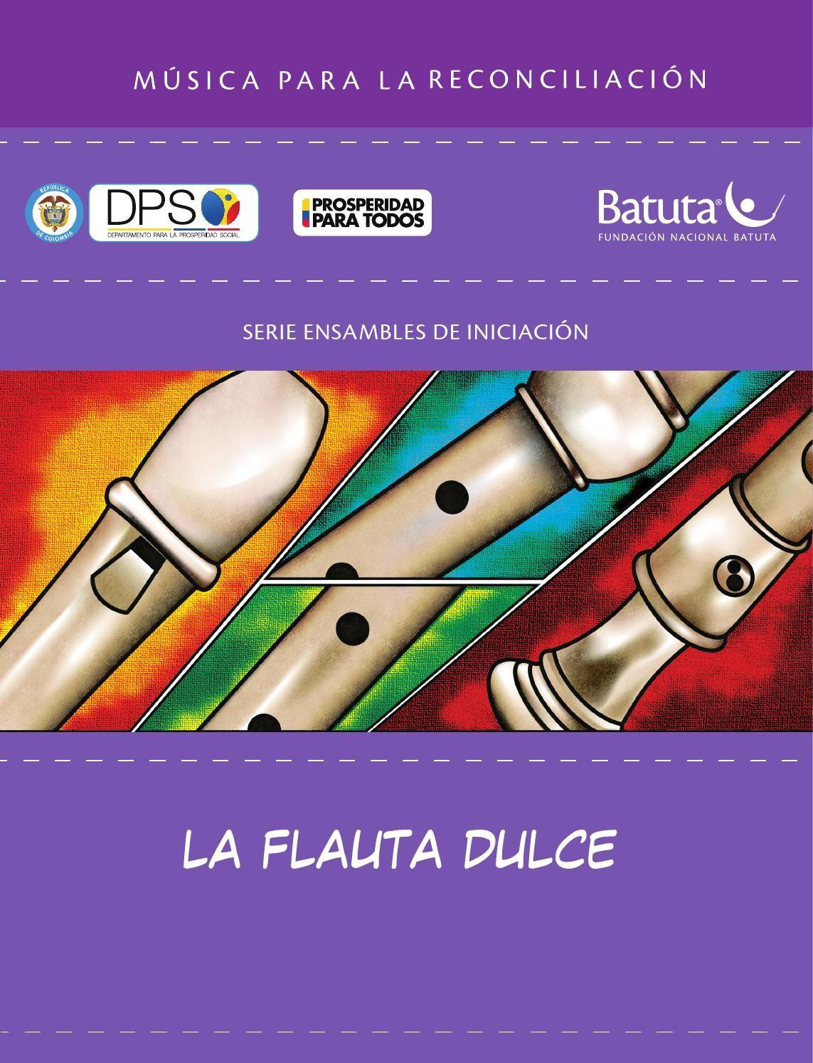 La flauta dulce dps | Flauta, Musica y Musicales