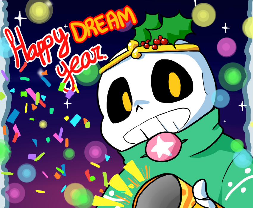 Dreamtale Dream Happy Dream Year Te La Creiste Sana
