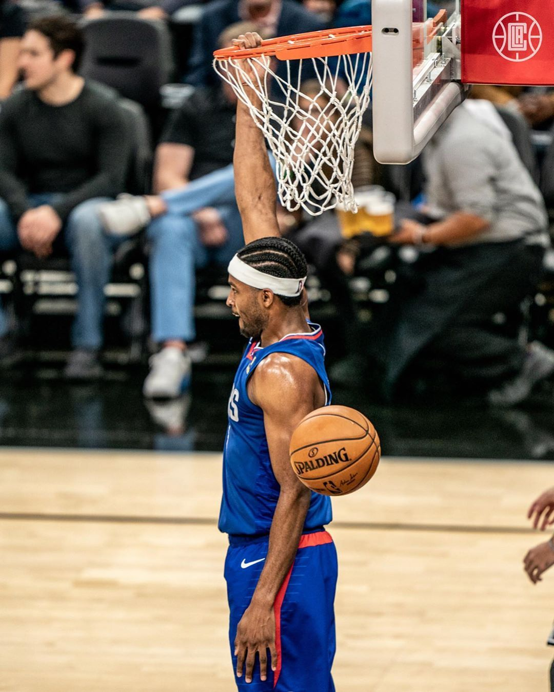 Los Angeles Clippers Two Moe Dunks For The Price Of One Los Angeles Clippers Nba Los Angeles Los Angeles